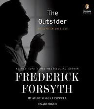 The Outsider: My Life in Intrigue [Audio] by Frederick Forsyth