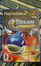 Ocean Commander ps2 PAL.IMPOSSIBLE TO FIND NEW. GOOGLE IT�� Brand NEW.*Very RARE