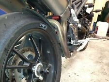 TRIUMPH TIGER 1050 SPORT / SE  REAR AXLE CRASH MUSHROOM PROTECTORS SLIDERS S7A