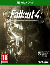 Fallout 4 ~ XBox One (New & Sealed)