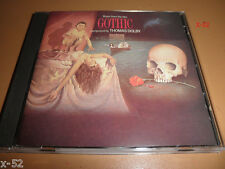 GOTHIC soundtrack CD composed by THOMAS DOLBY score ost ken russell