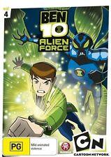Ben 10: Alien Force Vol 4 DVD
