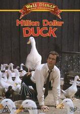 Disney Million Dollar Duck Dean Jones Region 4 PAL DVD VGC