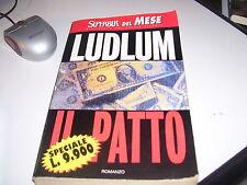 LIBRO IL PATTO LUDLUM SUPERBUR DEL MESE 1997
