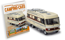 Motorhome Hymermobil Type 650 Mercedes Benz 1:43 New & Box diecast model camper