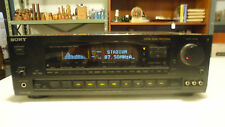 VINTAGE SONY STR D1090 5.1 CHANNEL PRO-LOGIC 285 WATT RECEIVER WITH SOUND FIELDS