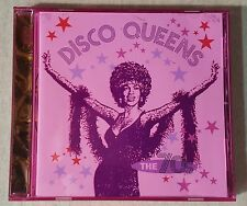 GI) Disco Queens: The '70s by Various Artists (CD, Jul-1997, Rhino) Music