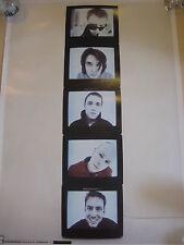 """Radiohead Music Poster Print, LPO528 W.A.S.T.E. Products Ltd. 1997, 25"""" x 35"""""""