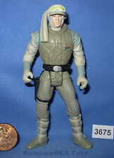 Star Wars 1997 Luke Skywalker in Hoth 3.75  inch Figure