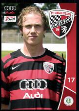 Neunaber Mario FC Ingolstadt 2007-08  Original Signiert  +A 79445