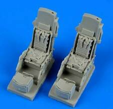 Quickboost RA-5C Vigilante ejection seat w. safety belts Schleudersitze 1:48 kit