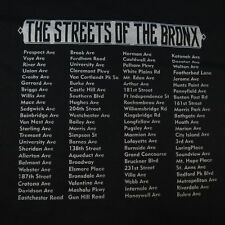 NEW THE STREETS OF THE BRONX NEW YORK NYC LITTLE ITALY TEE T SHIRT Sz Mens 2XL