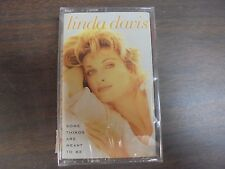 "NEW SEALED ""Linda Davis"" Some Things Are Meant to BE   Cassette Tape (G)"