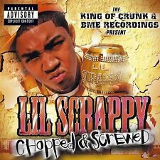 The King Of Crunk & BME Recordings Present: Lil' Scrappy & Trillville Chopped CD