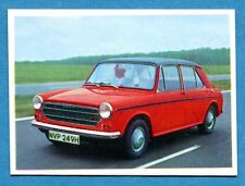 AUTO FLASH - Ed.COX - Figurina/Sticker n. 93 - AUSTIN 1300 GT -New