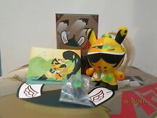 New Kid robot Dunny 2014 Patricio Oliver Yellow