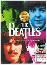 THE BEATLES:A DEFINITIVE GUIDE TO ALL FANS~KIM AITKEN(2013)BRAND NEW+PLUS APP!VG