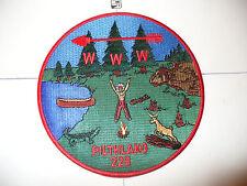 OA Pilthlako Lodge 229,J-2,Indian,Deer,Gator,100 Md,119 I Tsu La,Jacket Patch,GA