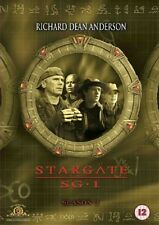 STARGATE SG1 SERIES 2 BOX SET - DVD - REGION 2 UK