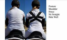 Posture Shoulder Brace Support,Fix Round Shoulder,Stand Straight, Upright Back,