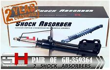 2 BRAND NEW FRONT GAS SHOCK ABSORBERS FOR CHRYSLER NEON 1994-1999 / GH 359364 /