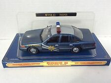 NEVADA STATE TROOPER FORD CROWN VICTORIA CODE 3 PREMIER EDITION 1:24 DIECAST NIB