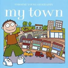 My Town (Young Geography)-ExLibrary