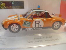 SRC Porsche 914/6 GT Safety Car New 1/32 Ref.  01605 Ed. Limitada a 1020 und.