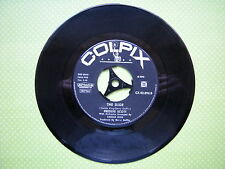 Freddie Scott - Hey Girl / The Slide, Colpix CX42.896 VG+ Jukebox Ready