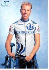 CYCLISME carte cycliste CHRISTOPH GOHRING  équipe NURNBERGER 2000