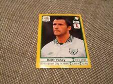 #353 Keith Fahey Ireland Panini Euro 2012 PLATINUM EDITION sticker Birmingham