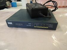Cisco Systems PIX 501 Firewall VPN Security Networking with Power Supply N82