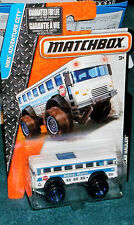 2016 Matchbox #19-120  Scholar Hauler MBX Adventure City Diecast 4+ Boys & Girls