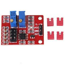 2PCS NE555 Pulse LM358 Duty Cycle Frequency Adjustable Module Square Wave
