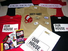 OUR HOUSE MADNESS MUSICAL - BARGAIN PACK OF MERCHANDISE - SUGGS SKA TWO 2 TONE