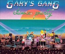 Dance Party * by Gary's Gang (CD, 1994, 2 Discs, Unidisc) SEALED NEW