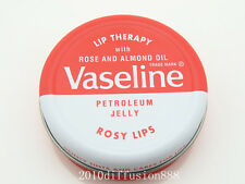 NEW PINK VASELINE ROSY LIP THERAPY PETROLEUM JELLY 20g