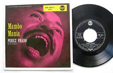 """7"""" EP Perez Prado - Mambo Mania - VG++ RCA EPB 1075-1 Ballin The Jack In Sax"""