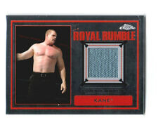 WWE Kane 2014 Topps Chrome Event Used Royal Rumble Mat Relic Card