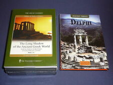 Teaching Co Great Courses DVDs   LONG SHADOW of ANCIENT GREEK WORLD  new + BONUS