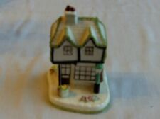 "COALPORT PORCELAIN ""THE OLD CURIOSITY SHOP"" HEIGHT 4.5"" X 3.5 X 3"""