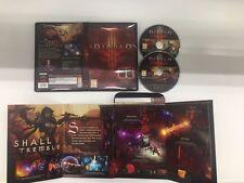 Diablo III 3 Battaglia Chest copertura e cd solo scatola no gioco codice incluso