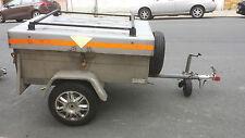 Pkw  Anhänger    500 kg mit Deckel  Heinemann