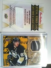 2016/17 Upper Deck Tim Hortons Sidney Crosby Relic Jersey Card