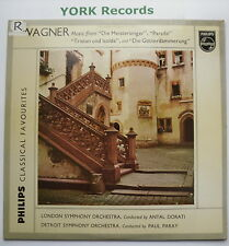 GL 5821 - WAGNER - Various Highlights DORATI / PARAY - Excellent Con LP Record