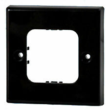 BLACK FACEPLATE 86 x 86mm for C-LINE CBE SWITCHES & SOCKETS CARAVAN MOTORHOME