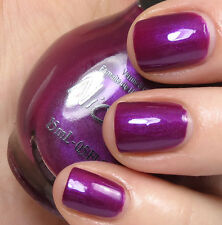 NEW! Nicole By OPI nail polish lacquer PRETTY IN PLUM ~ Berry Purple