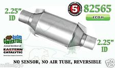 "Eastern Universal Catalytic Converter ECO II 2.25"" 2 1/4"" Pipe 10"" Body 82565"