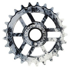 SHADOW CONSPIRACY ALIGN BMX BIKE BICYCLE SPROCKET 25t SUBROSA SILVER TYE DIE NEW