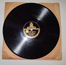 "Louis Armstrong & Orchestra ""When You're Smiling"" Body & Soul"" 78rpm Record"